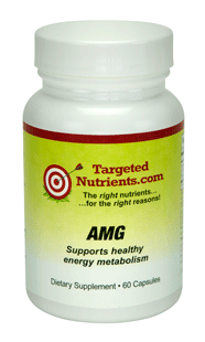 AMG, Natural Brain-Boosting Supplement by Targeted Nutrients