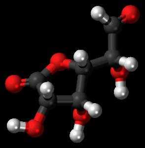 Glucuronolactone for brain health