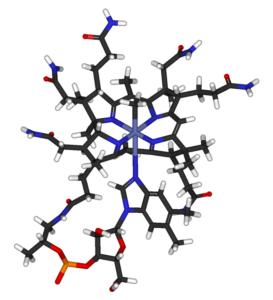 methylcobalamin (B-12) molecule