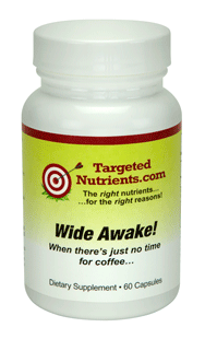 Wide Awake! supplement by Targeted Nutrients