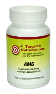 AMG – Supports healthy energy metabolism