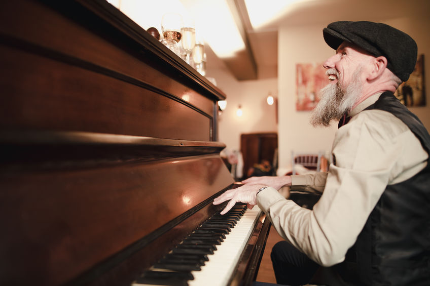 Playing A Piano For The Guests - Pregnenolone for Arthritis Inflammation Relief