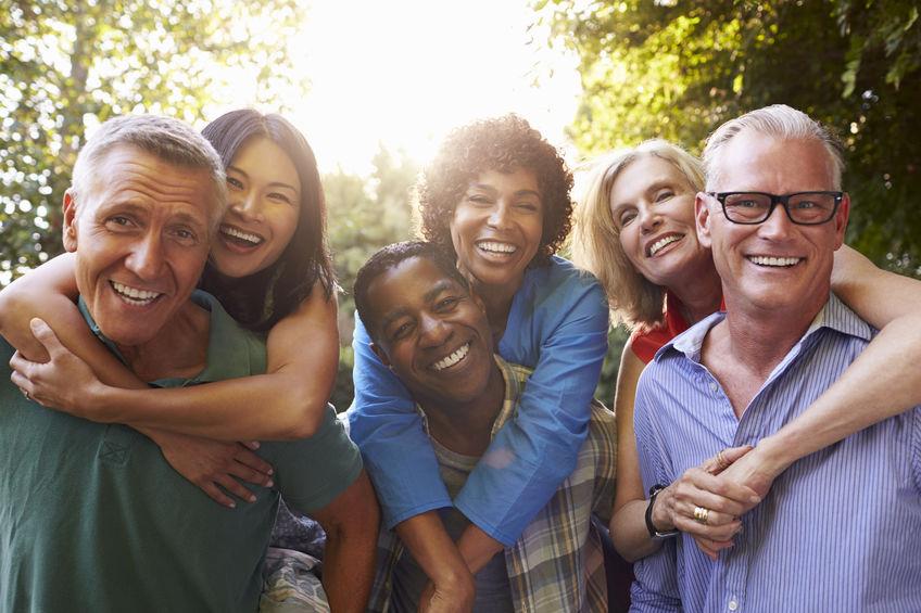 Socializing helps you keep a sharp mind
